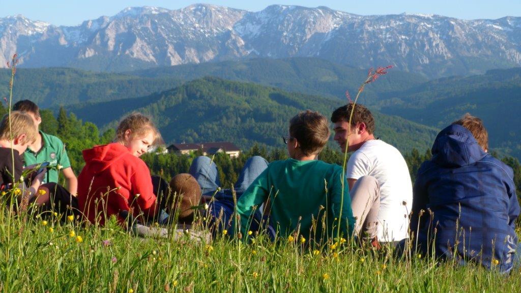 Sie sehen die Fotos der Bildgalerie: Impulswanderung Gahberg 2013