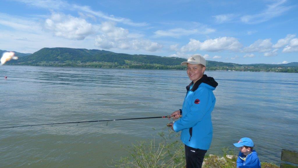Sie sehen die Fotos der Bildgalerie: Kajak und Fischen 2013
