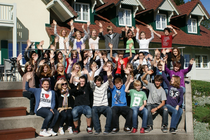 Sie sehen die Fotos der Bildgalerie: Kennenlerntage 2010